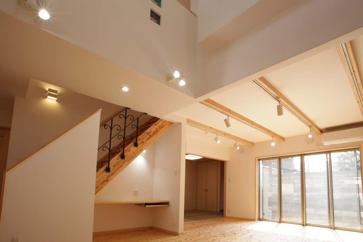 嵯峨大覚寺の家